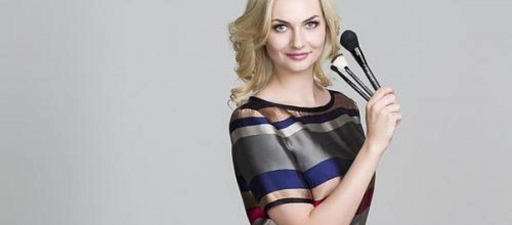 Мастер-класс от Алены Терещенко: новогодний макияж!